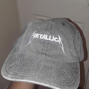 Other - Mettalica dad hat